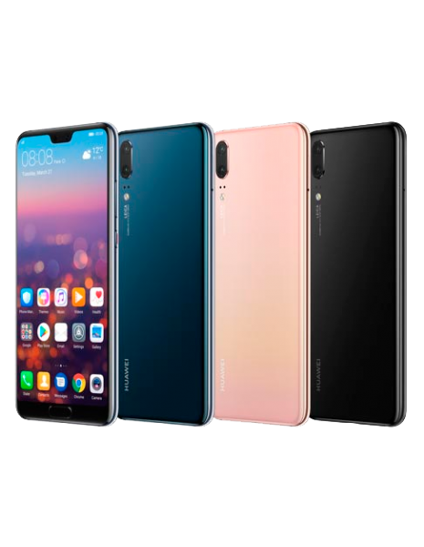 Book Huawei P- og Mate reparation her