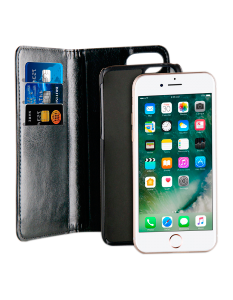 Vivanco 2in1 Wallet/Back Cover iPhone...