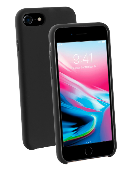 Silikone bagcover iPhone 8/7 / 6 / 6S...